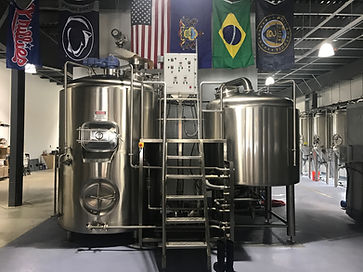 15bbl Brewhouse