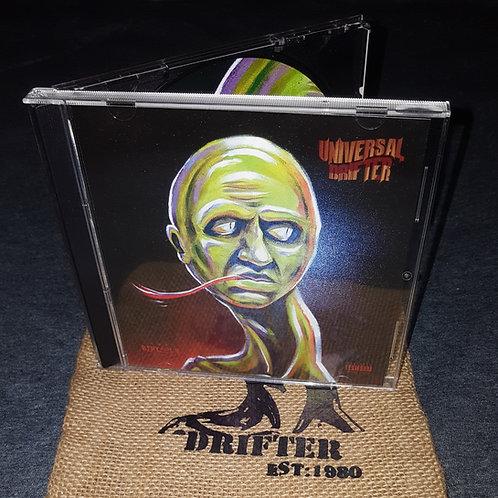 Universal Drifter - signed CD