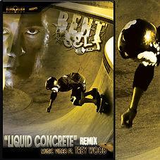Bent Self's 'Liquid Concrete (Remix)' by Deadly Sunsets