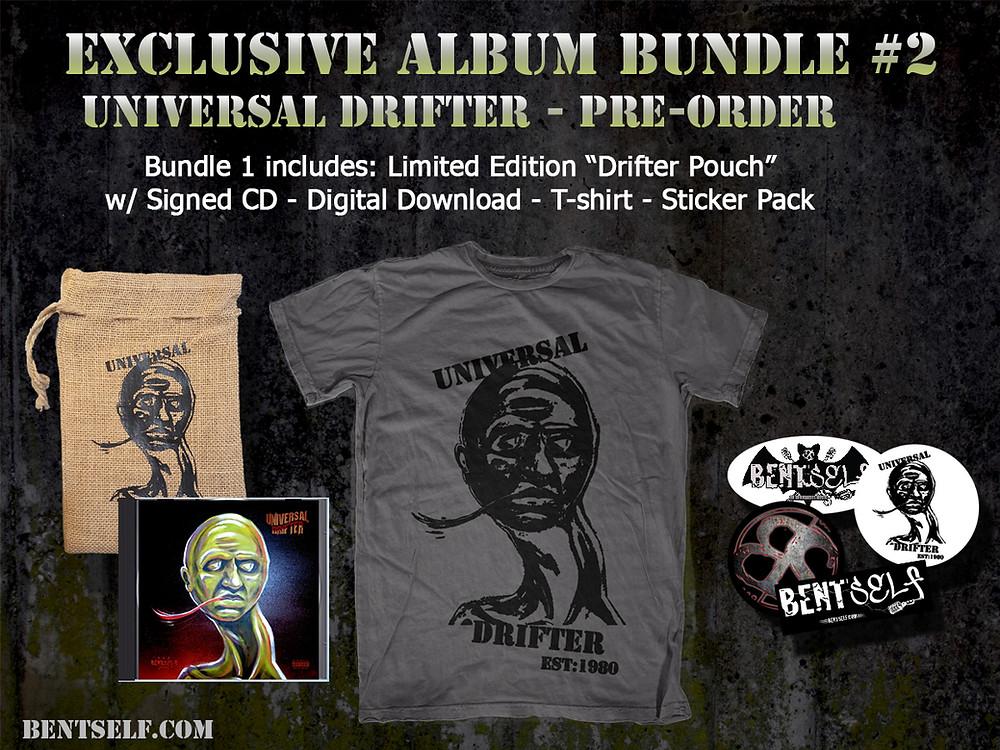 Pre-order Album Bundle #2