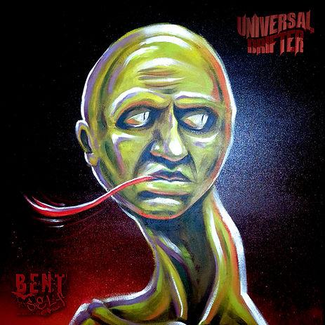 Bent Self's third full length album Universal Drifter released 2018.