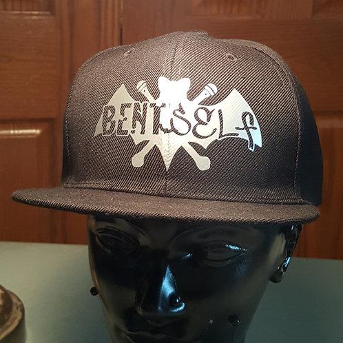 Bent Bat - Snapback Hat