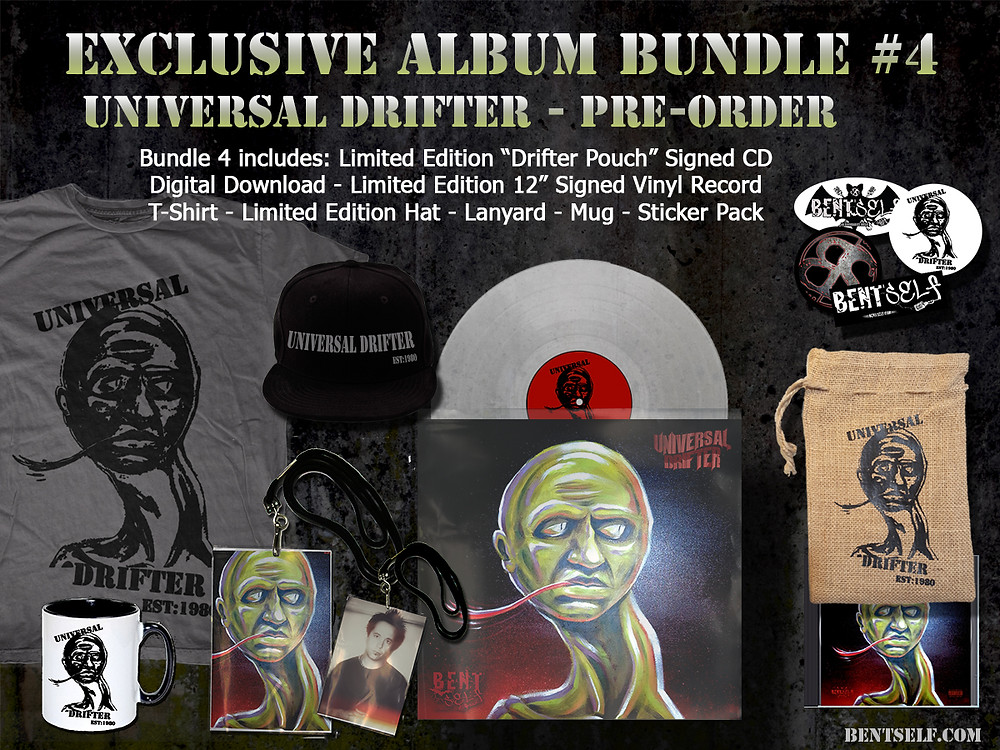 Pre-order new album Bundles #4