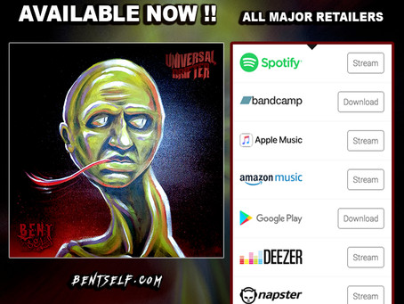 New album 'Universal Drifter' OUT Now!