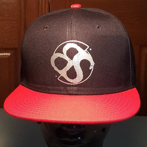 Bent Symbol - Snapback Hat