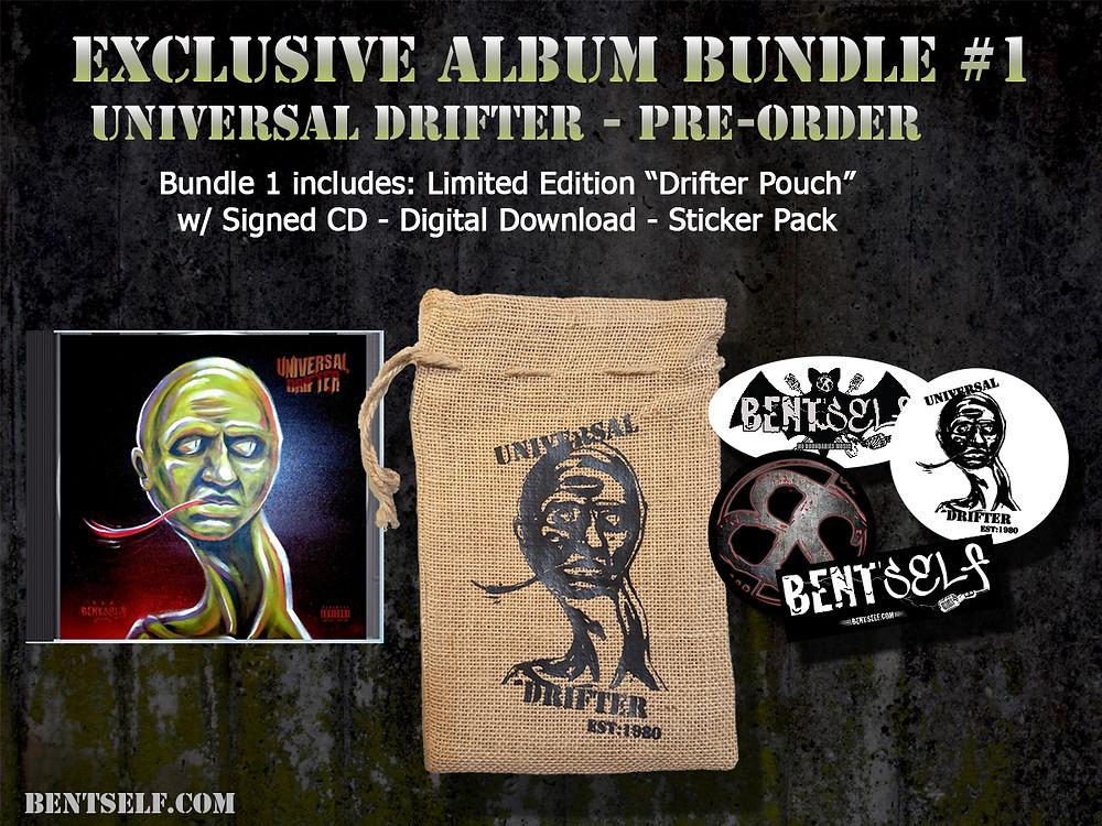 Pre-order Album Bundle #1