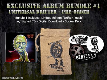 Pre-order Album Bundles ! BAM