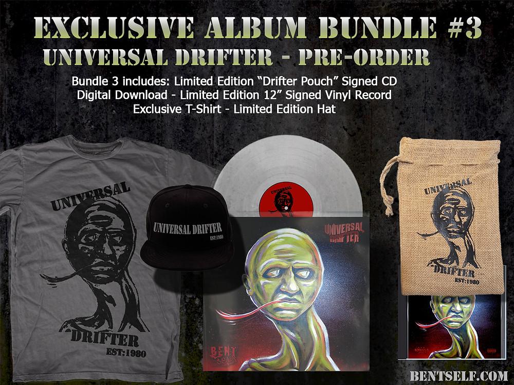 Pre-order new album Bundles #3