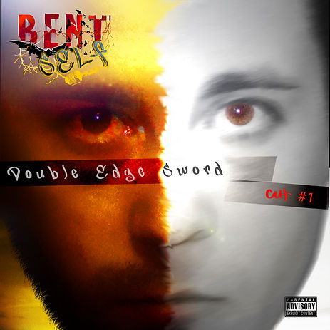 Bent Self's first full length album 'Double Edge Sword cut #1' released 2010..