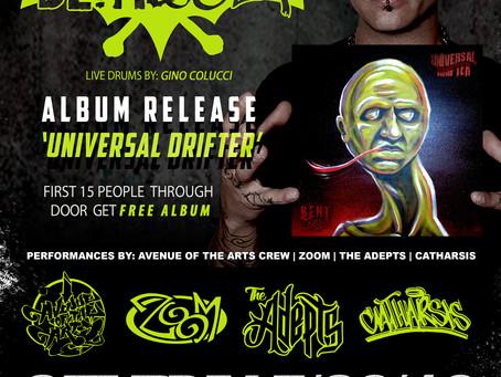 Album Release Show!! Universal Drifter