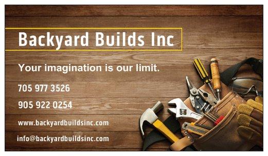 Sheds Backyard Builds Inc Omemee