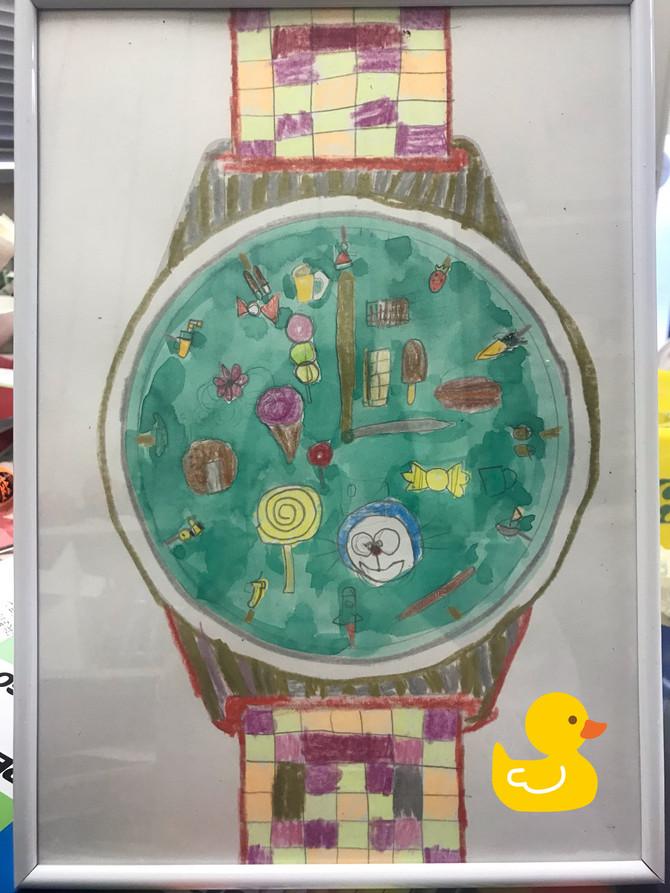 2019年5月のテーマ 時計のデザイン