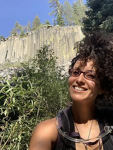 Devils Postpile Yosemite Nicole Snell Outdor Defense hiking solo