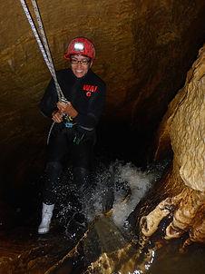 Nicole Snell Waitomo New Zealand adventure solo trip
