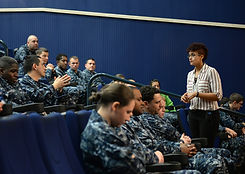 Nicole Snell Military Sigonella Navy SAPR Sexual Assault Prevention