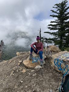 Alabama Hills Nicole Snell Outdor Defense hiking solo California Mount Baden Powell