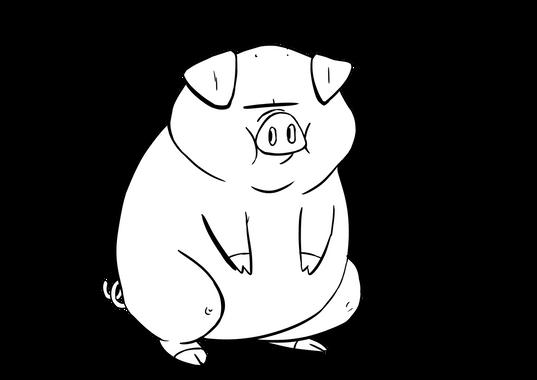 Pig hero clean