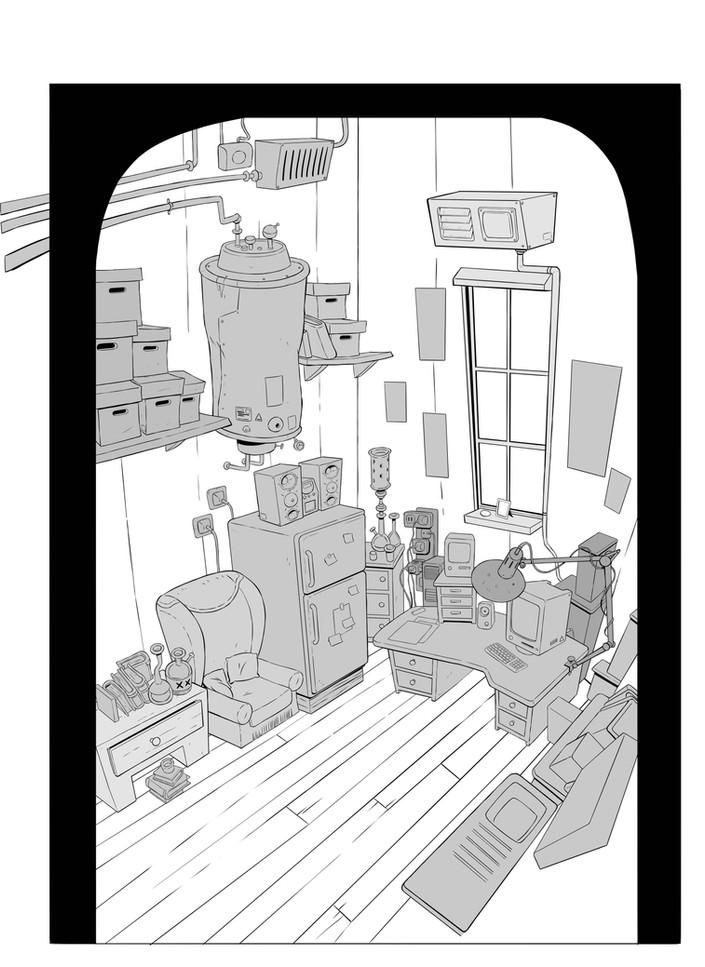 Laboratory-vertical Pan