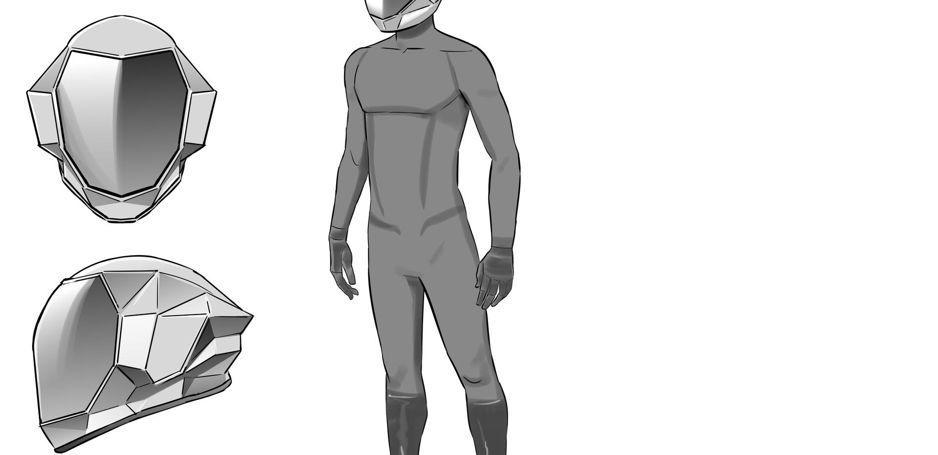 VR suit001
