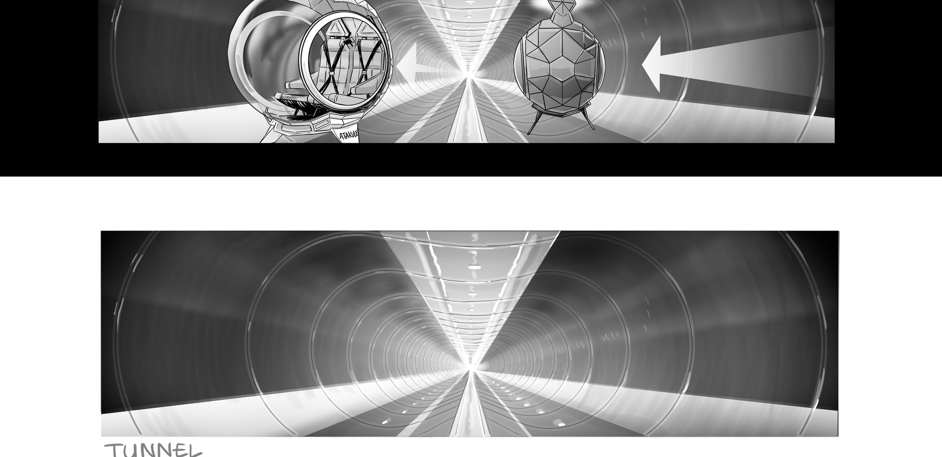 Tunnel concept