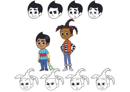 Character design001