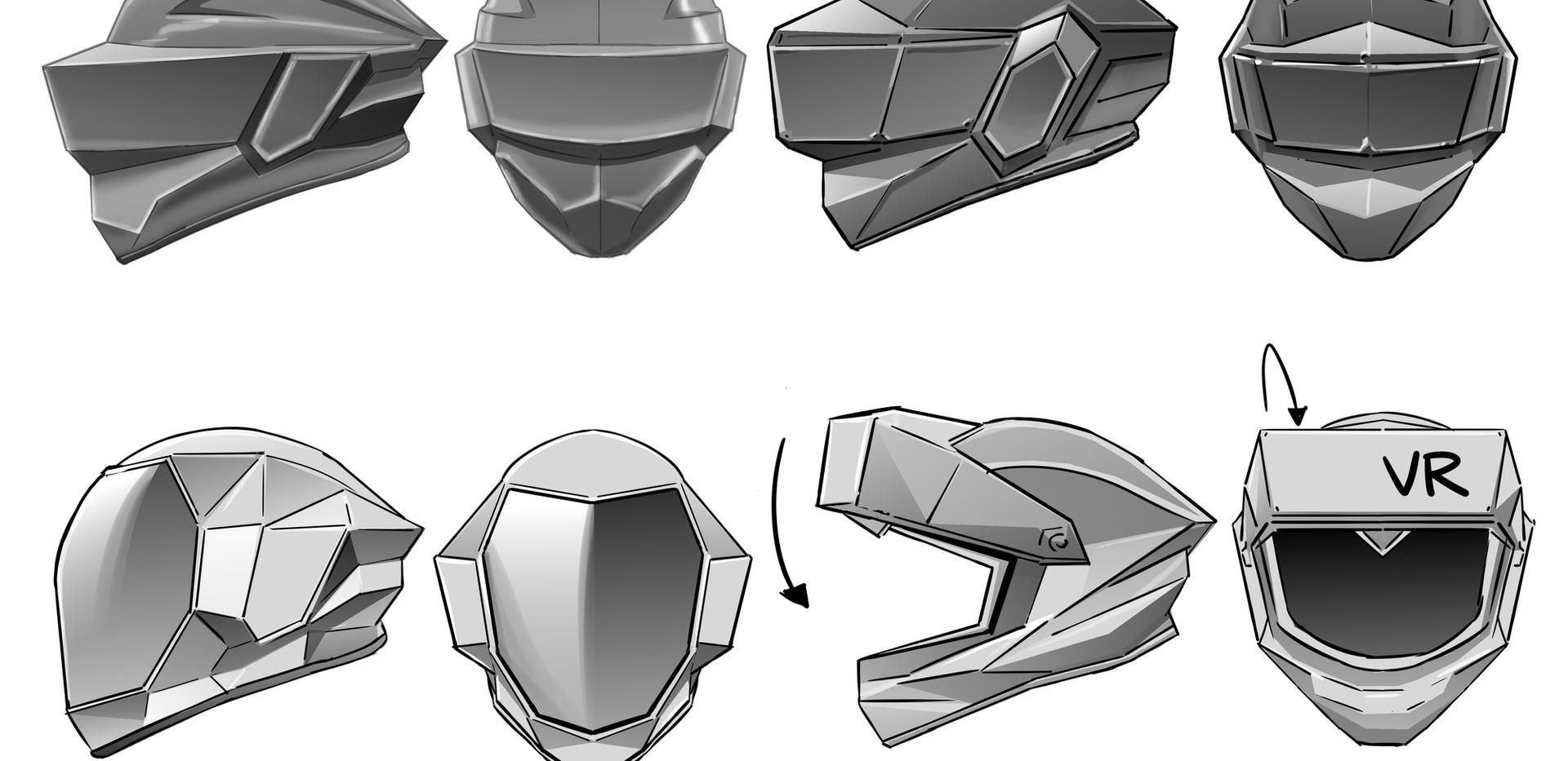 VR Helmet