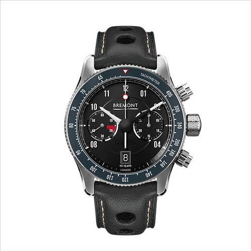 Bremont Jaguar E-type 60th Anniversary Limited Edition (Grey)