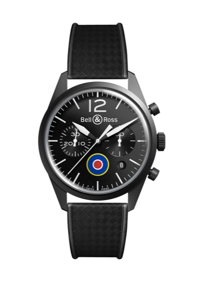 Bell & Ross Limited Edition BR 126 Insignia