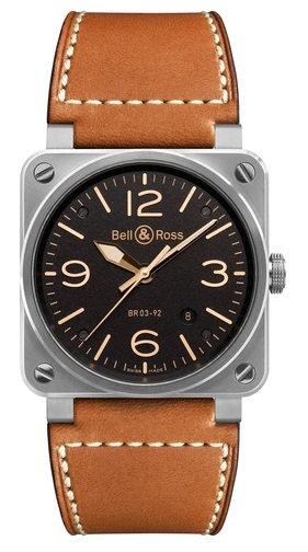 Bell & Ross  BR 03 92 Golden Heritage