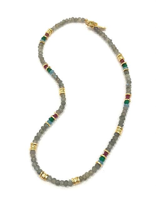 Yaron Morhaim Multi Bead Necklace