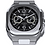 Thumbnail: Bell & Ross BR 05 Chrono Black Steel