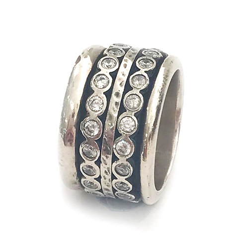 Statement Zirconia Ring