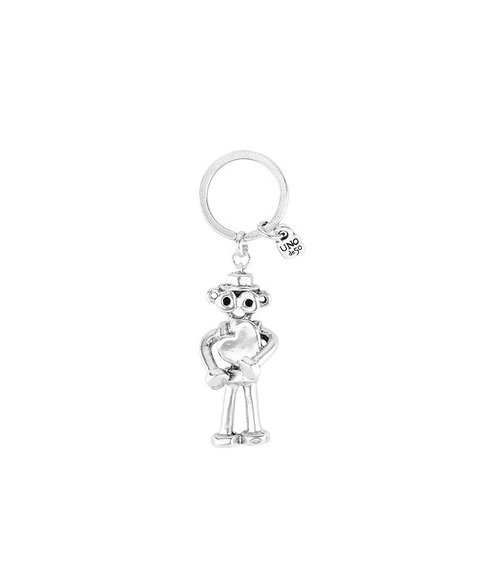 UNOde50 Mr Grateful keyring
