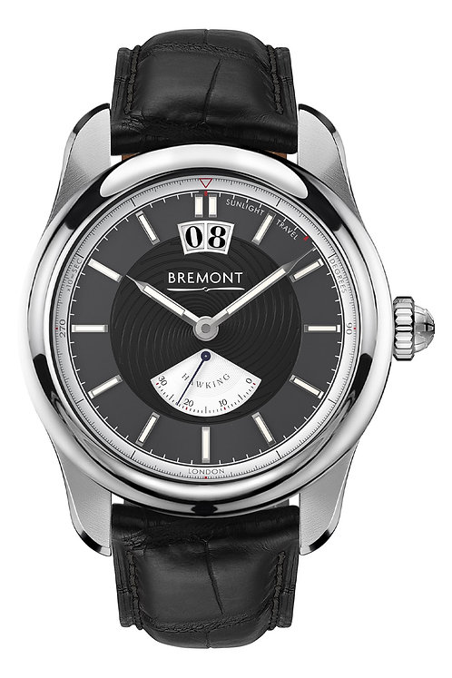 Bremont Hawking Stainless Steel Watch