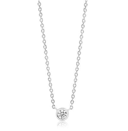 Sif Jakobs Necklace Sardinien Uno Silver