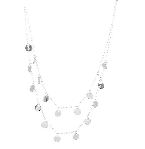 Reeves & Reeves 2 Layer Dot Necklace