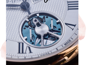 A World first from Frederique Constant