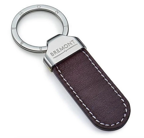 Bremont Whittle Leather Keyfob