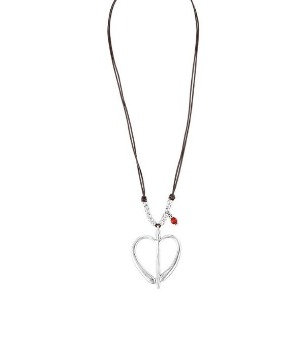 UNOde50 Free Hearts Necklace