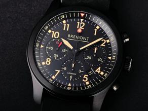 The Bremont ALT1-P2 Jet Watch