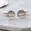 Thumbnail: Elephant & Little Elephant Cufflinks
