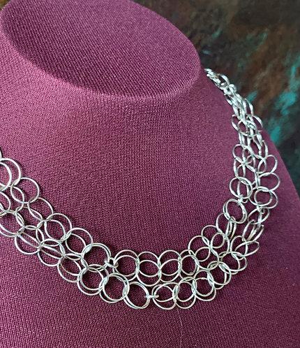 Small Circle Long Chain