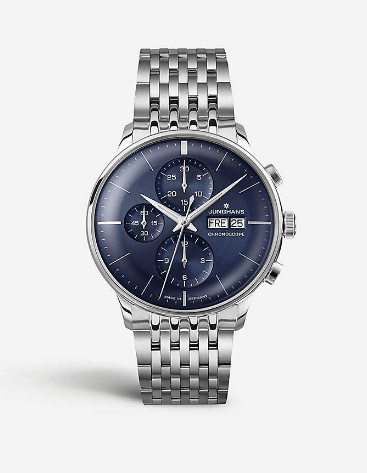 Meister Chronoscope Stainless Steel