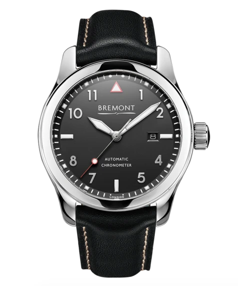 Bremont SOLO Polished Black