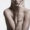 Thumbnail: Shaun Leane Rose Gold Vermeil Serpents Trace Slim Bracelet