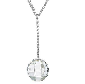 Crystal Facettes Short Necklace