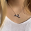 Thumbnail: Reeves & Reeves Running Hare Necklace