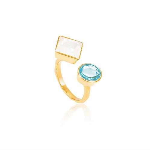 Axiom Gemstone Ring