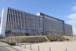 東海キャンパス(太田公園側)