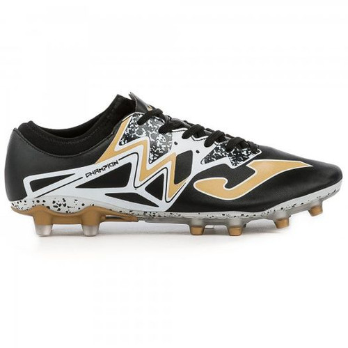 4f3b6c6886e4 Joma CHAMPION CUP 601 BLACK-GOLD FIRM GROUND